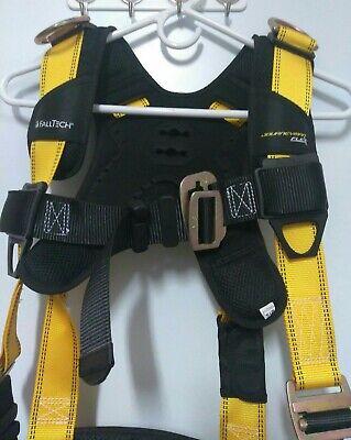 Falltech Journeyman Flex Tower Climber Body Harness Size Medium