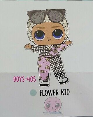 LOL SURPRISE DOLL BOYS SERIES 4- FLOWER KID *BRAND NEW*