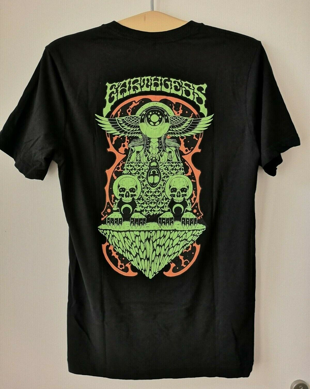 Earthless, Psychedelic, Stoner Rock, Merchandise T-Shirt M schwarz *neuwertig*