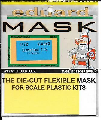 Eduard Sunderland Masks for the Italeri Kit in 1/72 CX 343  DO