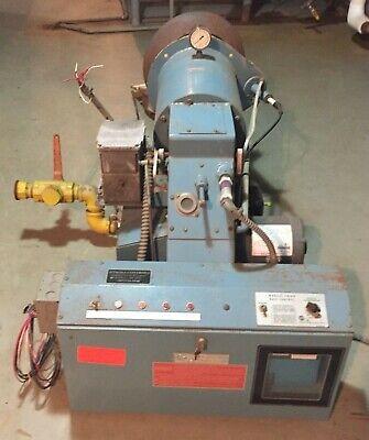 Gordon Piatt Burner For Steam Heater Model 510.9-g-10 1994