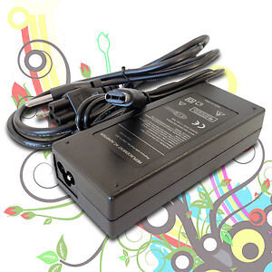 90W AC Power Adapter for Compaq Presario R4000 R4100 R4200 Battery Charger Cord