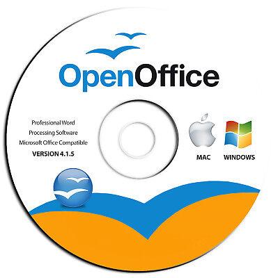 New 2018 Office Software Word Process Spreadsheet Document Microsoft Windows Mac