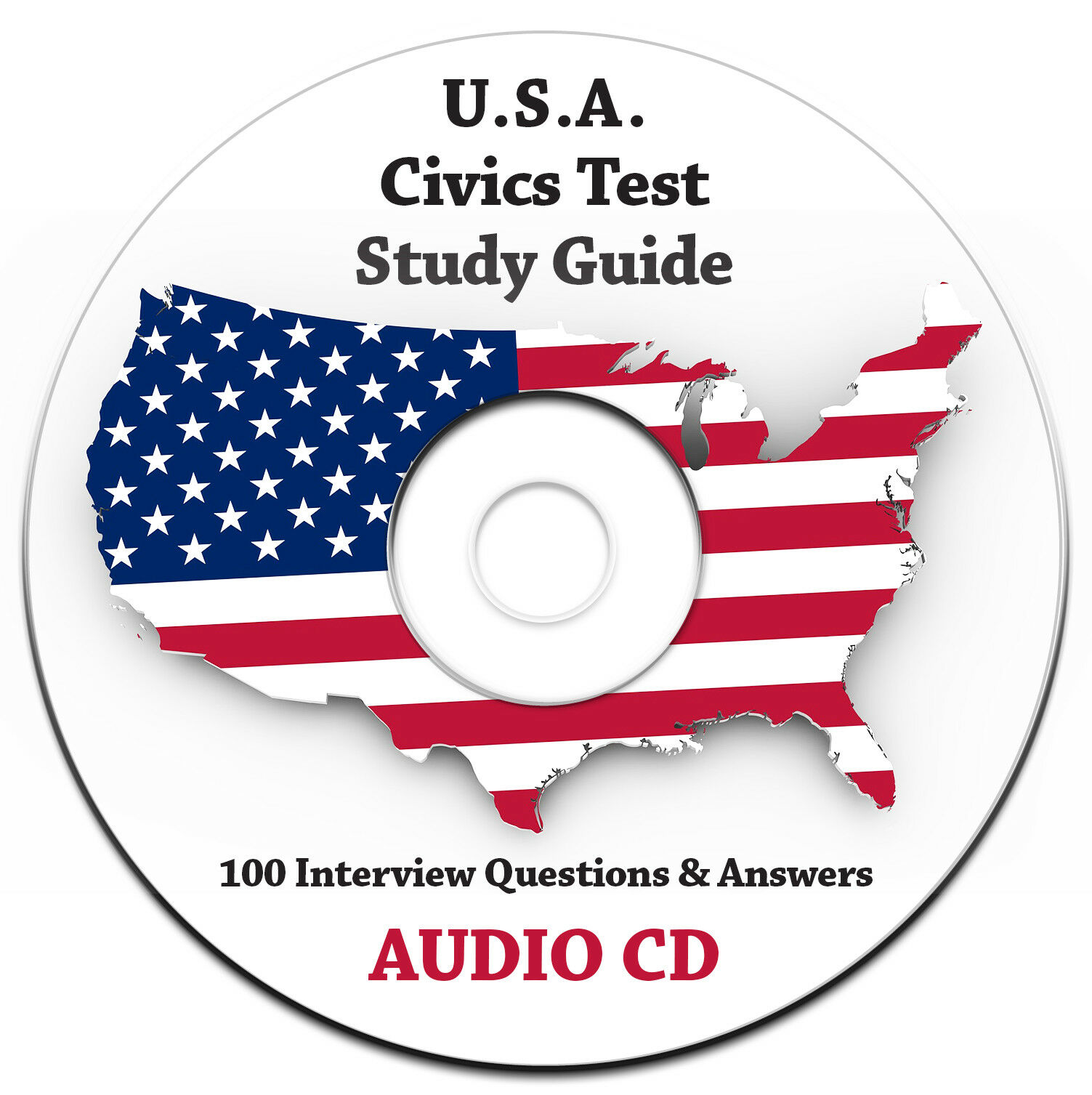 NEW 2019 US Citizenship Test Questions/Answers Study Guide A