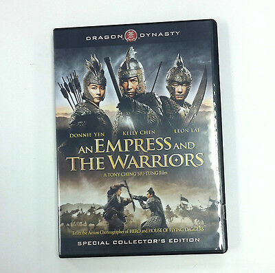 An Empress & the Warriors (DVD, 2009)