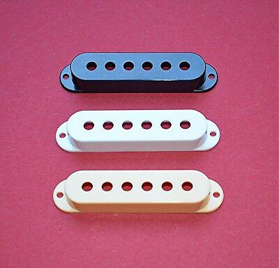 OEM-Pickup-Kappe-Single-Coil-Tonabnehmer-creme-weiß-schwarz-48-50-52-mm