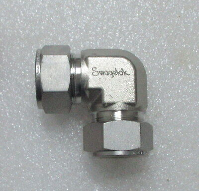 Swagelok 1 Tube Stainless Steel 90 Elbow Ss-1610-9 Several Avail New