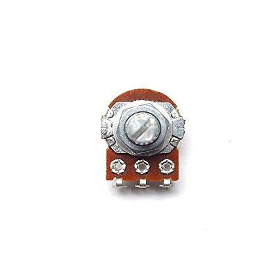OEM-Potentiometer-Poti-B500K-kleine-Ausführung-linear-Gewindelänge-10mm B500k Potentiometer