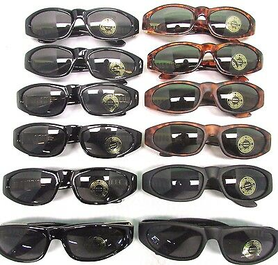 Sunglasses gangster rap gold Frames Flashy Cool Variety of Color Lot of 12