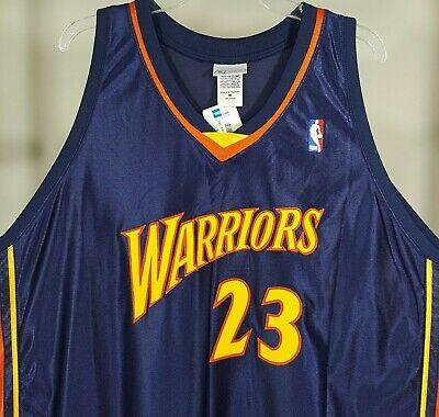 NWT Reebok Golden State Warriors JASON Richardson Jersey Size 60 NBA Basketball