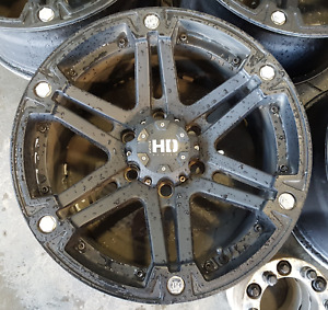 MAGS 18 INCH. NISSAN TITAN ALLOY 6-139.7