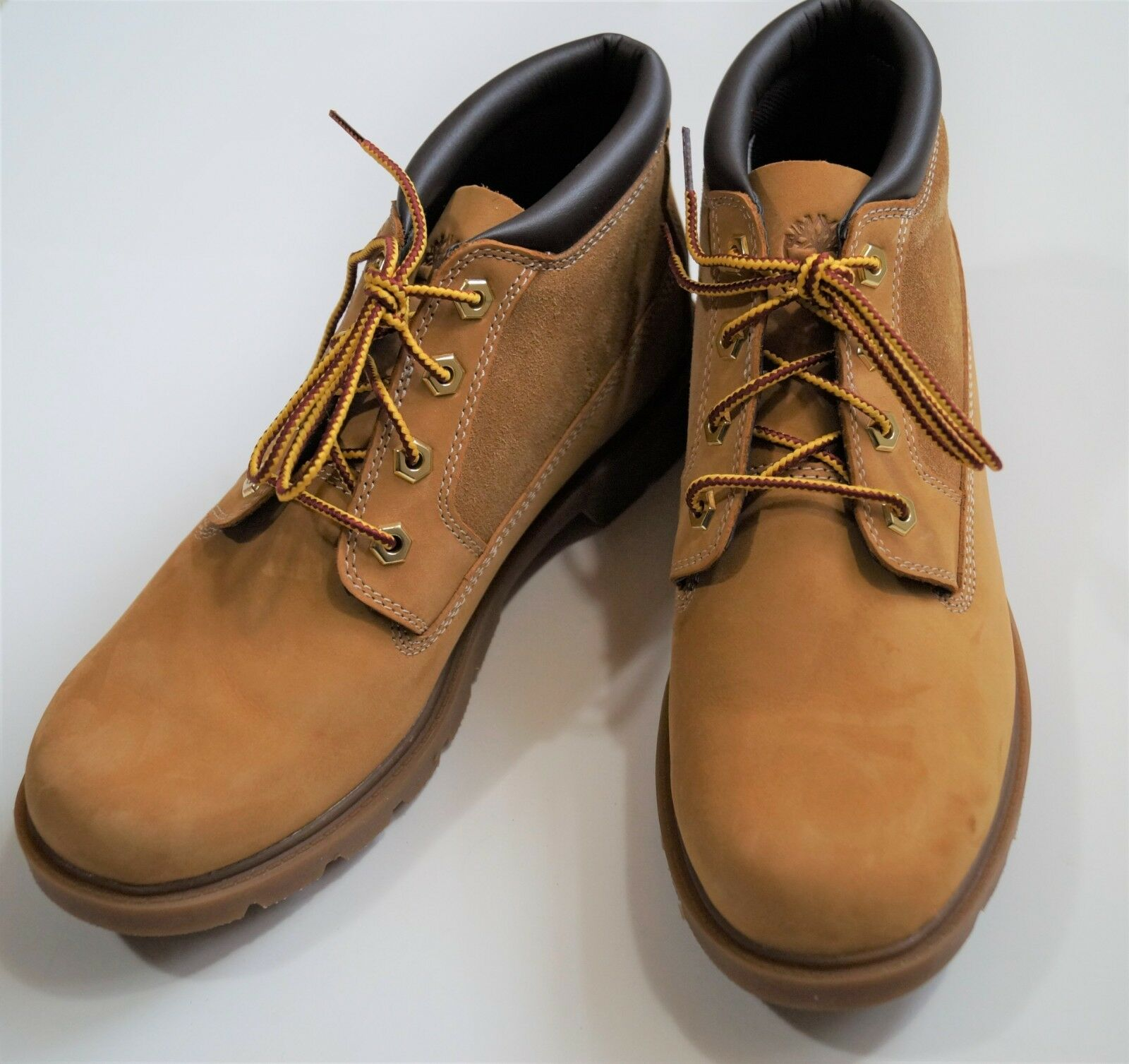 TIMBERLAND Women's Nellie Lace Up Utility Waterproof Boots A