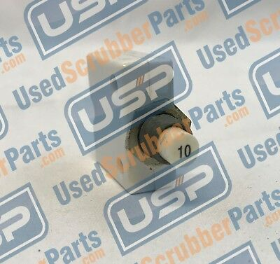 Pre-owned Tennant Part 130737am Breaker Circuit Brush 10a 5400