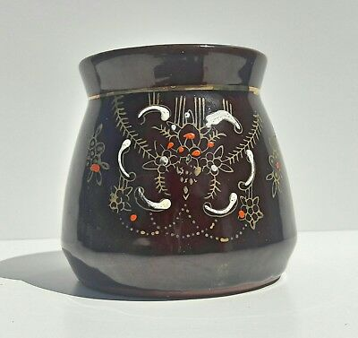 Vintage Decorative Sugar Bowl From Japan