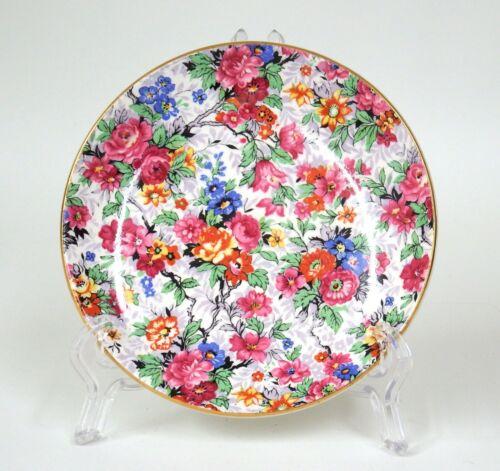 "VTG. BCM LORD NELSON WARE  ""MARINA"" CHINTZ 5"" Dish Floral Decorative"