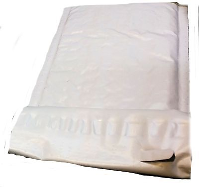 100  2 8 5X12 Poly Bubble Mailer Tear Strip Envelope Shipping Wrap Mailing Bags