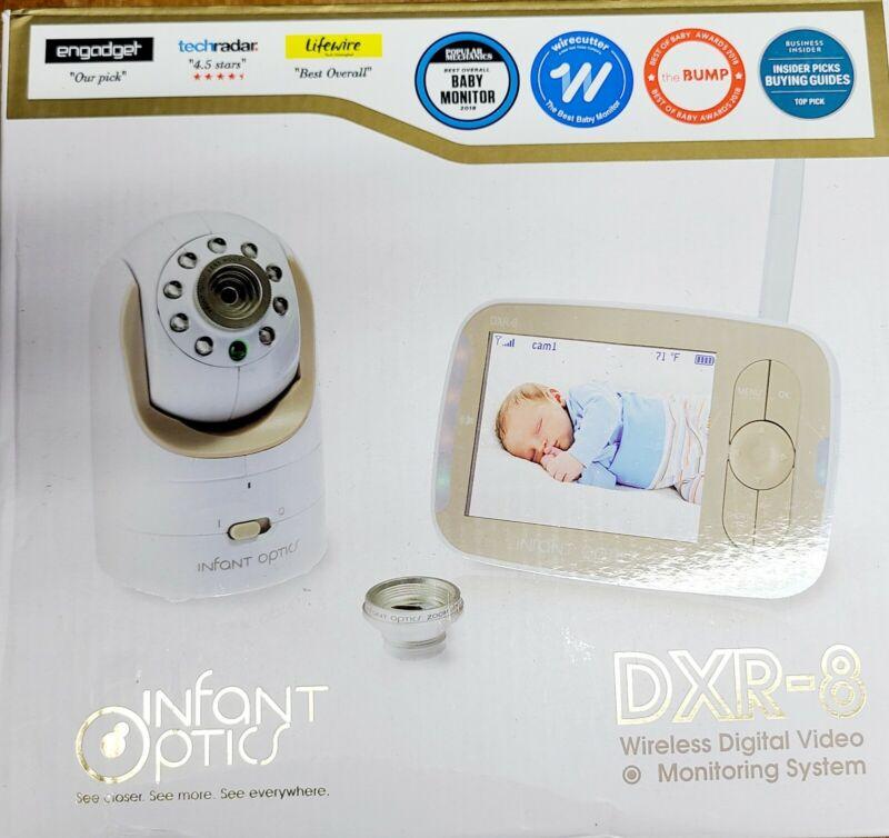 Infant Optics Video Baby Monitor DXR-8 *RETAIL BOX*
