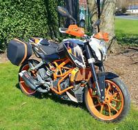 KTM 390 by Chap s Emporium Ltd., Carlisle, Cumbria