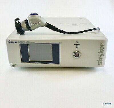 Stryker 1288 Hd Camera System 1288010000 1288210105