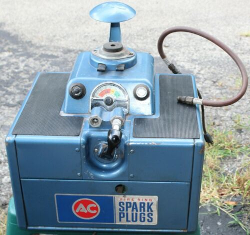 AC Spark Plug Tester/Cleaner