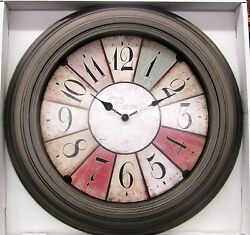 LARGE 21  DIAMETER  GALLERY WALL CLOCK DESIGNED BY KOLE OD769
