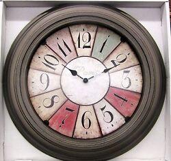 LARGE 21  DIAMETER  GALLERY WALL CLOCK DESIGNED BY KOLE OD769