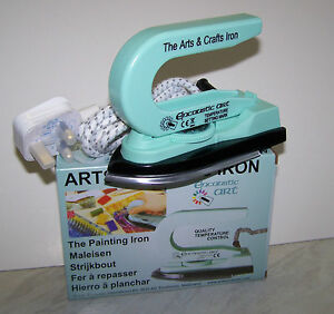 Encaustic Wax Art Iron - New - Guaranteed for at least 12 months - UK only