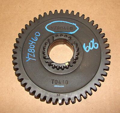 Yz80460 John Deere 4200 4300 4400 Range Lo Gear On Pinion Shaft