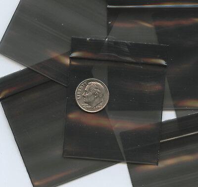100 Black Apple Baggies 2 X 2 In. Mini Ziplock Bags 2020