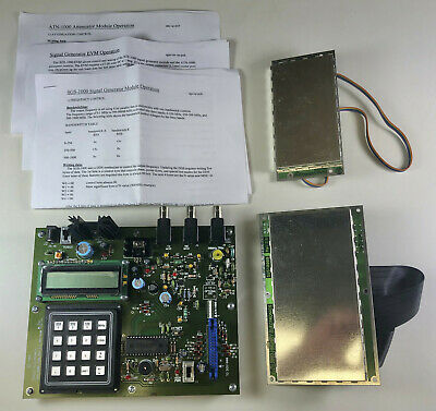Ramsey Sg1000 Signal Generator Amfm Transmitter 100 Khz To 1 Ghz Synthesized