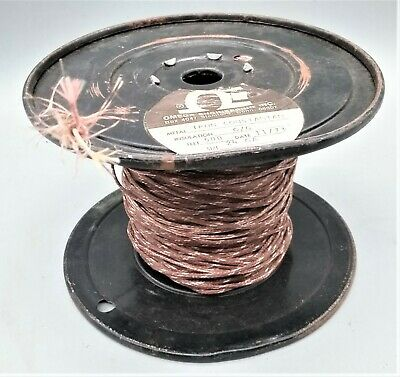 Omega Thermocouple Wire Roll Of At Least 320 Ft Gg - 24 Ga Red-white