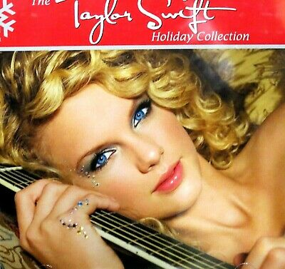 The TAYLOR SWIFT Holiday Collection NEW! CD ,Christmas Music Santa,Silent Night