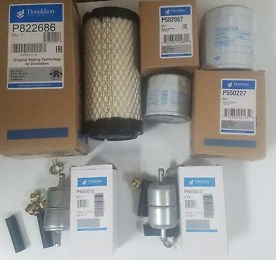 Sc - Kubota Bx Filter Maint. Kit Bx23s Bx1880 Bx2360 Bx2380 Bx2230
