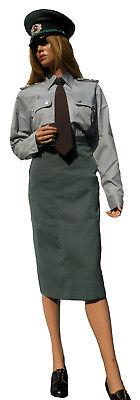 NVA DDR Polizei Uniform Gr.42 Kostüm Faschingsartikel Schirmmütze Ostalgie  FDJ