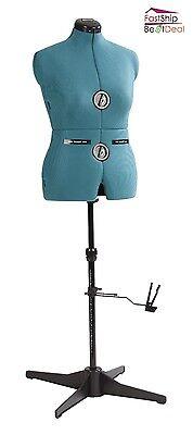 Dress Form Mannequin Female Medium Adjustable Stand Professional Women Display
