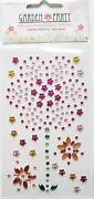 3D Sticker Blumen