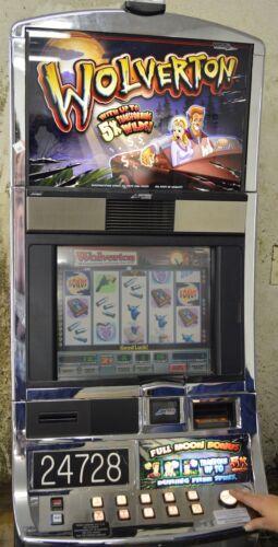 "Slot Machine Williams Bluebird 1 ""Wolverton"""