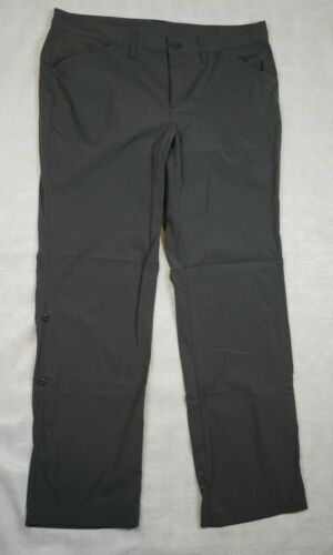 EDDIE BAUER WOMENS 12 PANTS HIKING BACKPACKING TRAIL CAMPING ACTIVE OUTDOOR