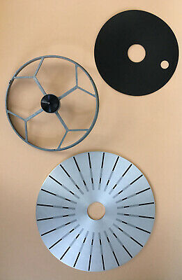 ⭐ Bang & Olufsen BEOGRAM 5005 Turntable Parts - METAL PLATTER