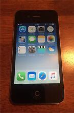 iPhone 4S Black 64GB UNLOCKED Parramatta Parramatta Area Preview