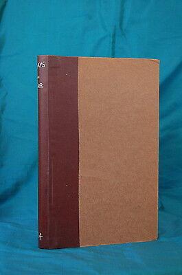 Essays on Fashionable Diseases Quacks and Quackery by James M. Adair London