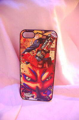 USA Seller Apple iPhone 5 / 5s / SE  Anime Phone case Cover Uzumaki Naruto