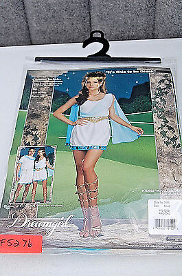 Dreamgirl It's Chic to be Greek Women's Halloween Costume F5276