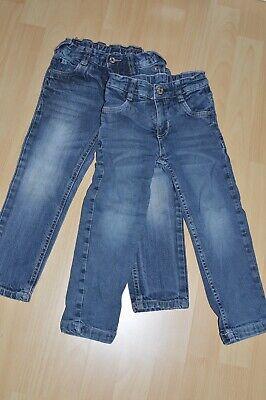 2 Jeans Hosen 98 104 online kaufen
