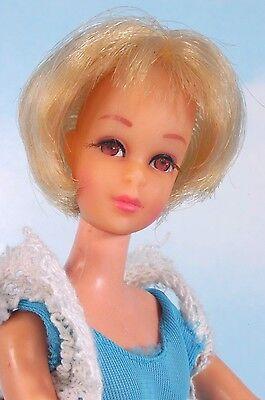 Vintage BARBIE HAIR HAPPENINS' FRANCIE Doll w ORIGINAL OUTFIT Bendable Leg 1122