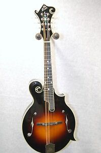 The Loar LM-600 F-Model Mandolin with case ~ VSB *B0171