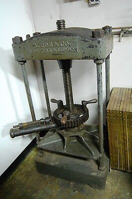 Antique Heavy Duty Bookbinding Press