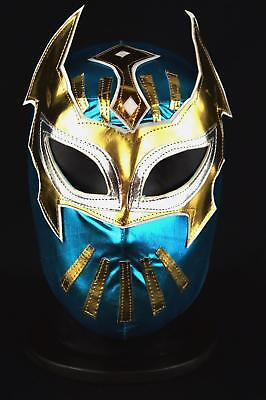 MRMASKMAN CARA 09 CHILD SPANDEX MEXICAN WRESTLING MASK LUCHA LIBRE COSTUME LUCHA](Kids Wrestling Costumes)