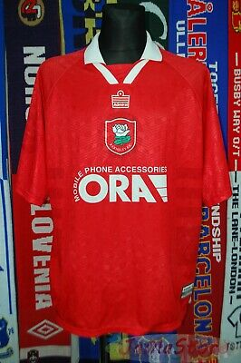 Barnsley Home Football Shirt 1997/98 Adults XXL Jersey Admiral  image