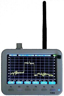 5inch Lcd Xt-239 2300-2900mhz 2.4g Portable Rf Spectrum Analyzer W Battery
